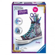 Ravensburger Girly Girl 3D-puzzel Sneaker animalprint RAVENSBURGER
