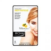 Iroha Tampoane hidrogel sub ochi pentru pielea obosita cu vitamina C ( Anti-Fatigue Hydrogel Patches Vitamin C) 6 buc