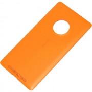 Nokia $$ Cover Originale Posteriore Copribatteria Qi Wireless Charging Lumia 830 Orange