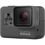GoPro HERO 5 Sports Action Camera (Black) With 1 Year Warranty