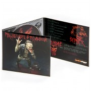 digipack CD maligne Tumoare - The Metallist