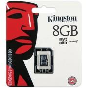 Kingston microSDHC 8GB (Klass 4)