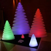 Brad Decorativ CHRISMY 2m ILUMINAT LED RGB