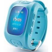 Ceas GPS Copii iUni U6 Localizare Wifi Apel SOS Pedometru Monitorizare somn Blue