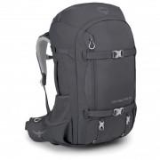 Osprey - Women's Fairview Trek 50 - Sac à dos de voyage taille 50 l, noir/gris
