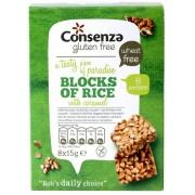 Consenza Rijstblokken met Caramel