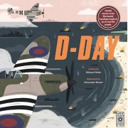 D-Day. Untold stories of the Normandy Landings inspired by 20 real-life people, Hardback/Michael Noble
