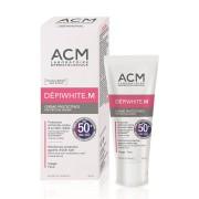 Crema de protectie Depiwhite M SPF 50+ ACM (Concentratie: Crema, Gramaj: 40 ml)