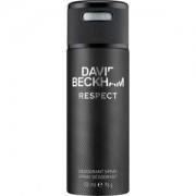 David Beckham Perfumes masculinos Respect Deodorant Spray 150 ml