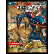 Dungeons & Dragons Mythic Odysseys of Theros (D&d Campaign Setting and Adventure Book), Hardcover/Wizards RPG Team