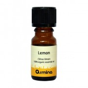Ulei esential de lamaie (citrus limon) bio 10ml