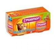 Plasmon (Heinz Italia Spa) Plasmon Omog Manzo/pol 80gx2pz