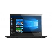 "Lenovo YG520-14IKB /14""/ Touch/ Intel i3-7100U (2.4G)/ 8GB RAM/ 256GB SSD/ int. VC/ Win10/ Onyx Black (80X800TBBM)"