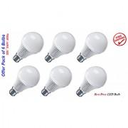 LED Bulb Combo Offer 7W (6x7W LED bulbs)