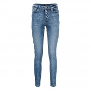 Guess JEANS 1981 EXPOSED BUTTON DONNA