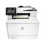 HP Color LaserJet Pro MFP M477fdw Multifunctionele kleurenlaserprinter A4 Printen, Scannen, Kopiëren, Faxen LAN, WiFi, NFC, Duplex, Duplex-ADF