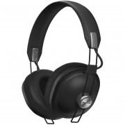 Audífonos Panasonic RP-HTX80BPK Bluetooth Microfono Retro Negro