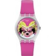 Swatch Ladies Pinkapippa Watch