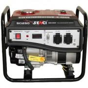 SC 1250 Senci Generator curent , putere nominala 1 kVA , tip alternator AVR cu perii