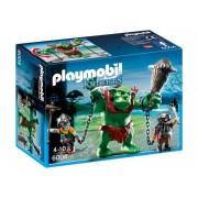 Playmobil Olbrzymi troll z karłowatymi wojownikami 6004