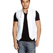 GUESS Akua Zip Vest true white