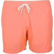 Sunstripes Badeshorts Uni Orange - Orange Größe XL