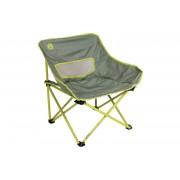 Coleman Kickback Breeze Camping zitmeubel geel/grijs 2018 Klapstoelen & Vouwstoelen