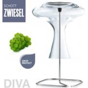 Schott Zwiesel Tritán Diva vörösbor dekanter szárítóval 1L