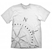 Tricou Uncharted 4 Compass L