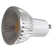 LED žárovka GU10 1xSMD 3W 6000-6500K studená bílá - cool white