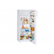 Хладилник с една врата Liebherr K 2814, Обем 229л, Клас А++, H 140.2см, Бял