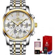 Heren KinderenSporthorloge Militair horloge Dress horloge Modieus horloge Armbandhorloge Unieke creatieve horloge Vrijetijdshorloge