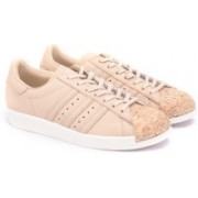 ADIDAS ORIGINALS SUPERSTAR 80S CORK W Sneakers For Women(Beige)