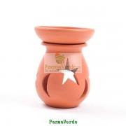Lampa Candela Picatura Maro Ceramica Vitos