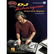 Hal Leonard DJ Techniques: Vinyl and Digital