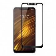Folie protectie de sticla 9H sticla securizata Bibilel high quality pentru Xiaomi Pocophone F1 Negru BBL894