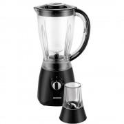 Blender de masa HBL-500R, 500W, 2 Viteze + Pulse, Bol 1.5L, Rasnita