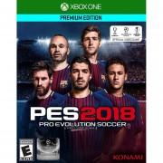 PES 2018 Pro Evolution Soccer Xbox One