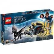 Конструктор ЛЕГО Хари Потър - Бягството на Grindelwald, LEGO Harry Potter, 75951