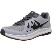 Nike Men's Dart Wolf Grey, Black, Dark Grey and White Running Shoes -7 UK/India (41 EU)(8 US)
