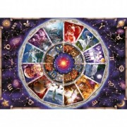 PUZZLE Fun 14Ani+ ASTROLOGIE, 9000 PIESE