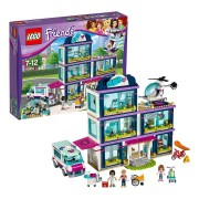 Lego Friends - Hospital de Heartlake 41318