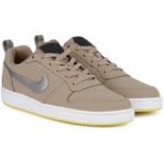 Nike COURT BOROUGH LOW Sneakers For Men(Khaki)