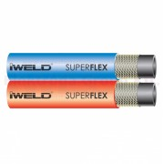 SUPERFLEX iker tömlő 6,3x6,3mm (50m)