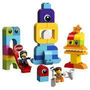 VIZITATORII DE PE PLANETA DUPLO® - LEGO (10895)