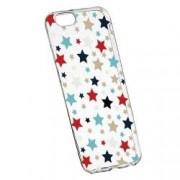Husa Silicon Transparent Slim Star 146 Apple iPhone 6 PLUS 6S PLUS