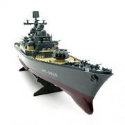 Poco Divo Uss Missouri BB 63 Us Navy Battleship RC Marine Warship 1/250 Military Model Toy Boat