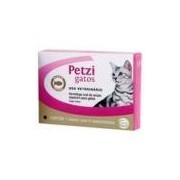 Petzi Gatos 1 Blister Com 4 Comprimidos 600 mg Ceva