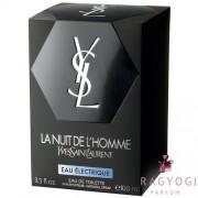 Yves Saint Laurent - La Nuit De L´Homme Eau Électrique (100 ml) - EDT