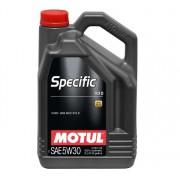 MOTUL Specific 913 D 5W-30 5L motorolaj